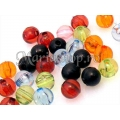 Mix margele acril, 6mm 20g