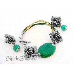 Black roses - set