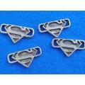 Link zamac bratara Superman