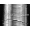 Sarma argintata SOFT 1mm 1m