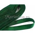 Panglica ripsata 10mm - verde br