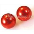 Perle sticla rosii rs14 5b