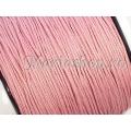 Snur matase roz OZ, 1mm 5m