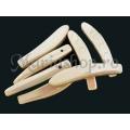 Margele acril aurii banana Sdf 5b