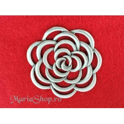 Pandantiv zamac trandafir 5