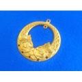 Pandantiv zamac aurit, oriental