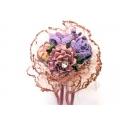 Vintage flower 4 - Bratara