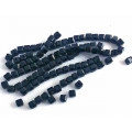 Margele cristal cub 4mm negru 10b