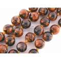Goldstone & onix 8mm 10b