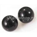 Perle sticla negre ng14 5b
