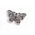 Pandantiv zamac fluture 3bl