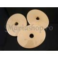 Margele acril aurii oval Fl60Sdf 2b