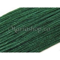 Soutache pine green 3m