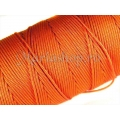Snur matase orange, 0.8mm 5m