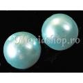 Perle sticla bleu bl14 5b