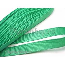 Panglica ripsata 10mm - verde mint