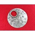 Pandantiv zamac argintat bmb 72mm