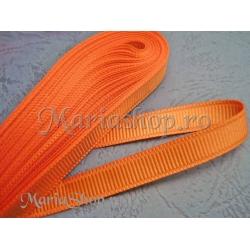 Panglica ripsata 10mm - orange