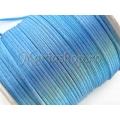 Snur satin bleu 1mm 5m