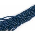 Silver lined Capri Blue 11/0