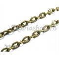 Lant metalic bronz Frm 50cm