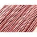 Soutache roz vintage 8044 3m