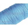 Snur matase bleu ciel, 0.8mm 5m